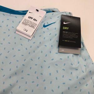 Nike Golf UV Victory Skort Skirt XXL Dri Fit Blue